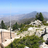 On Toro Peak Looking Southeast