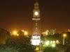 Torre Monumental At Dusk