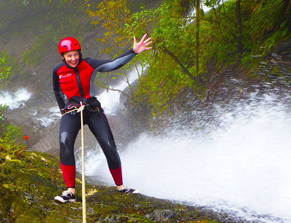 Canyoning Level IV Photos