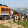 Touring Kamchatka Peninsula