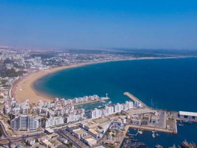 View Of Agadir