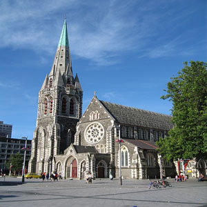 Tourist Attractions In Christchurch