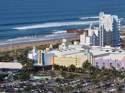 Suncoast Casino And Entertainment World Durban