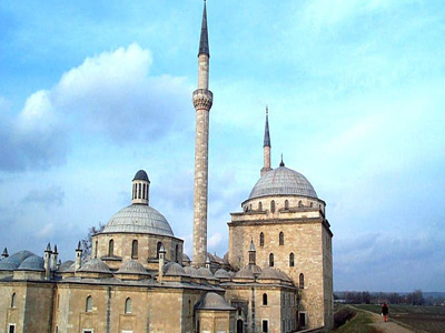 Tourist Attractions In Edirne