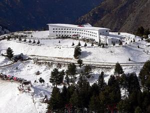 Malam Jabba Ski Resort