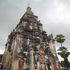 Temple In Savannakhet