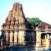 Temple At Nagda