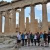 Tourists @ Athens Acropolis