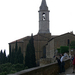 Tourists In Pienza