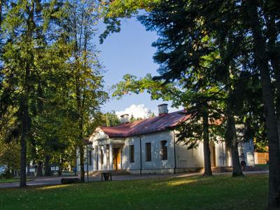 Tourist Trail Białowieża-Czerlonka Osada-Zwierzyniec