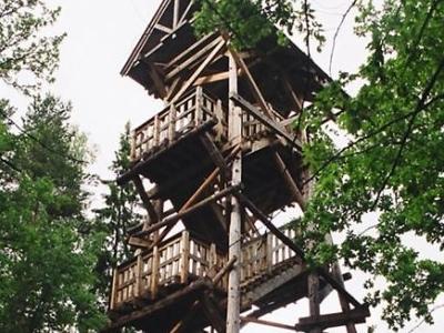 Tourist Trail Tsar's Tropina
