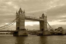 Tower Bridge - London UK