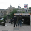 Tower Hill Tube Station Entrance
