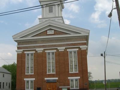 Town  Clock  Church