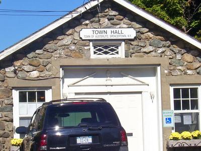 Town Hall Along Ny