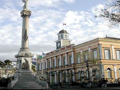 Town Hall - Saint-Denis