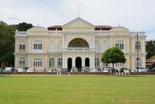 Town Hall In Georgetown - Penang