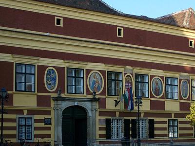 Town Hall-Kőszeg