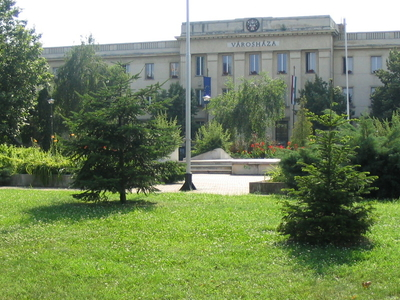 Town Hall-Nagykanizsa
