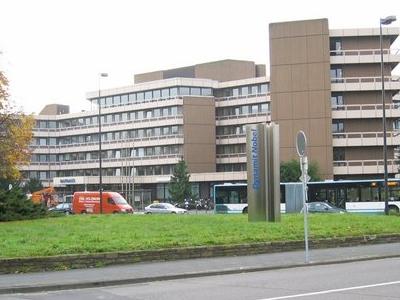 Town Hall Of Troisdorf