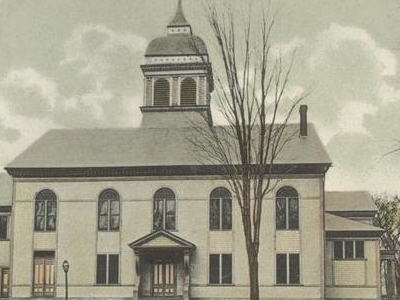 Town Hall In 1906