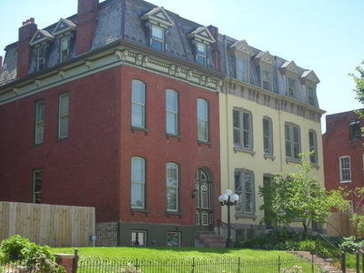 Townhouses In Benton Park