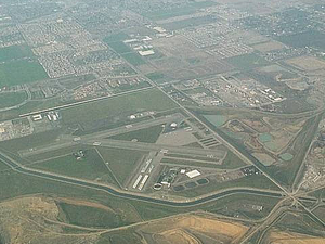 Tracy Municipal Airport