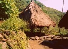 Traditional Ifugao House
