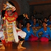 Traditional Dance Recital In Bali
