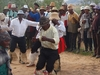 Traditional Men's Stick Dance - Lesotho