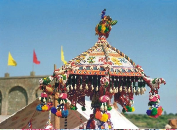 Traditional Village Fair and Wildlife Along with Temples Photos