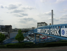Entrance To Trafford Park