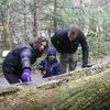 Trail of the Nature Walk Cedars