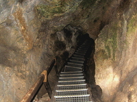Estalactita cueva