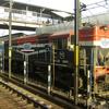 Train At Ratlam Station