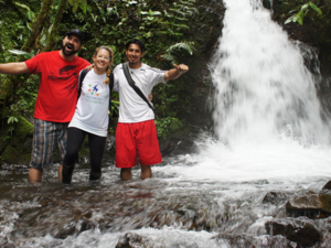 Train and Waterfalls Full Day Tour from Guayaquil Photos