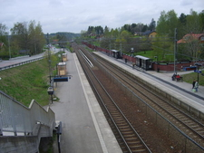 Train Station In Mlnbo