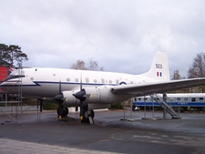 Transport Plane From The Berlin Airlift