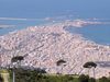 Trapani Seen From Erice