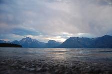 Traverse Peak - Grand Tetons - Wyoming - USA
