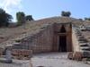 Treasury Of Atreus - Mycenae - Greece