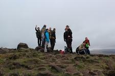 Trek Group On The Roaches UK