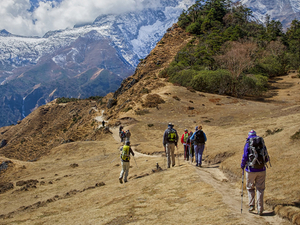 Everest Base Camp Trek Tour Fotos