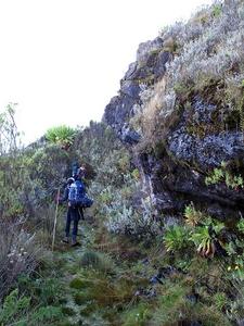 Trekking Mount Elgon UG & KE