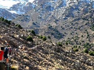 Trekking in Morocco – Mountains Toubkal Trek 2 Days Photos