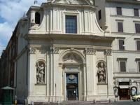 Santi Claudio e Andrea dei Borgognoni