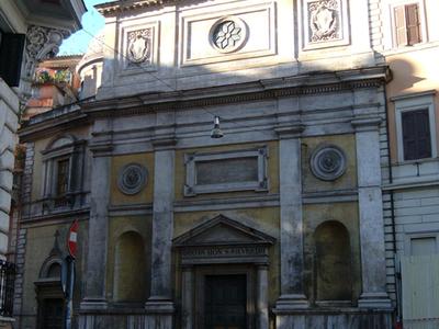 San Silvestro Al Quirinale