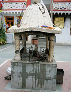 Triloknath Shiva Temple