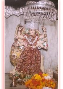 Trilokpuri Balsundari Temple Nahan