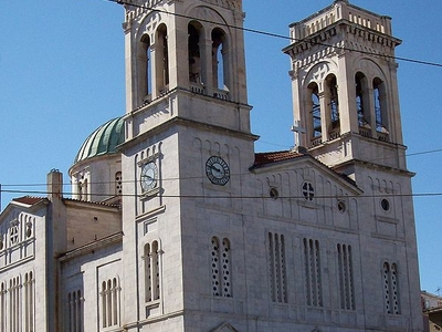 Tripoli's Cathedral